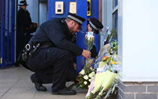 伦敦警察被杀案 嫌犯仍在抢救中
