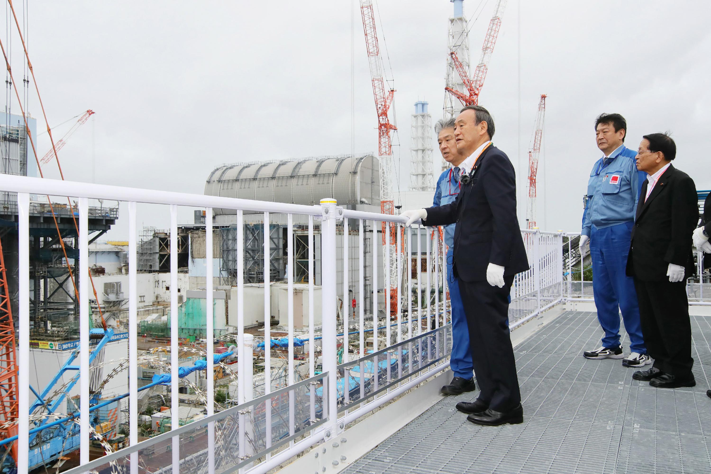福島核污水123萬噸 日本擬處理後排入太平洋