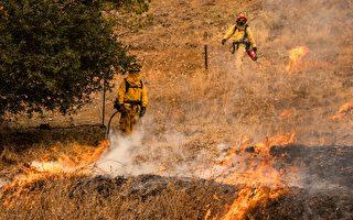 玻璃大火烧毁逾5万英亩 目前2%可控