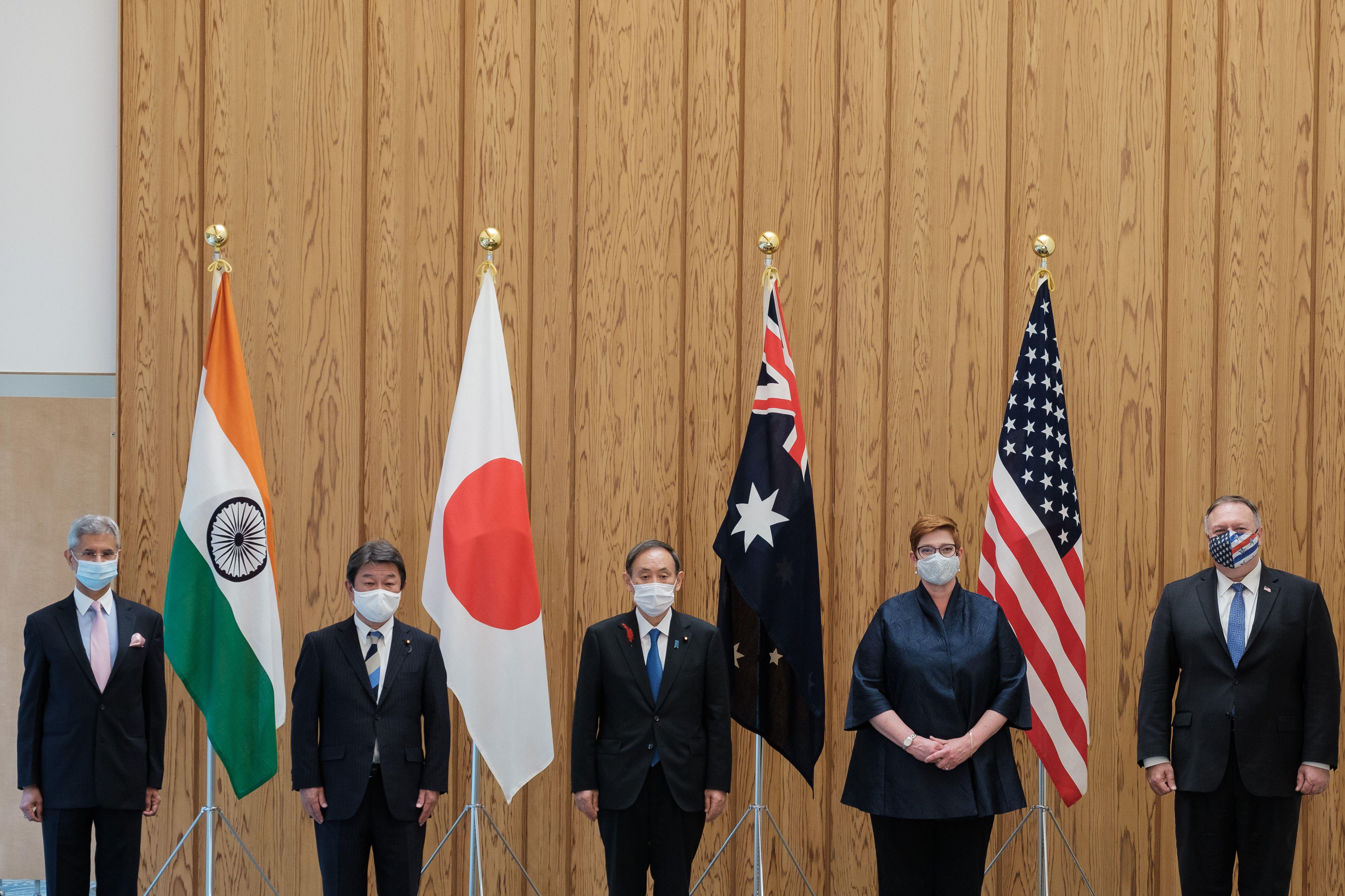 四方會談落幕 專家:未來台灣、越南將加入