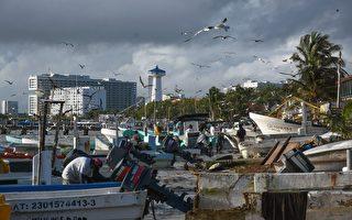 德尔塔飓风升至4级 侵袭墨西哥后将转向美国
