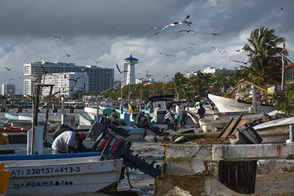 德爾塔颶風升至4級 侵襲墨西哥後將轉向美國