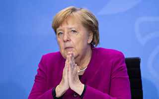 德总理默克尔呼吁市民待在家里 总统隔离
