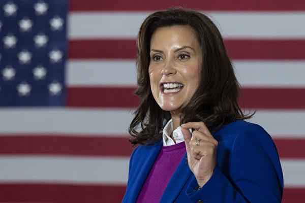 密歇根共和党人要弹劾州长 获一县委员会支持