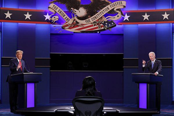 總統辯論主持人面臨壓力:質問拜登「電腦門」