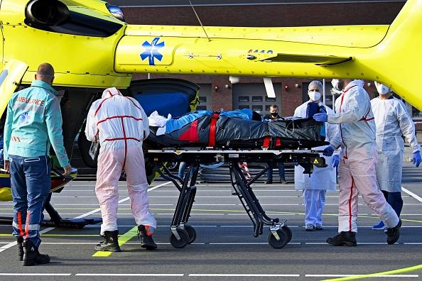 德國單日感染人數連破紀錄 疫亡人數首破萬