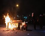 费城动乱持续数日 州长派遣国民警卫队