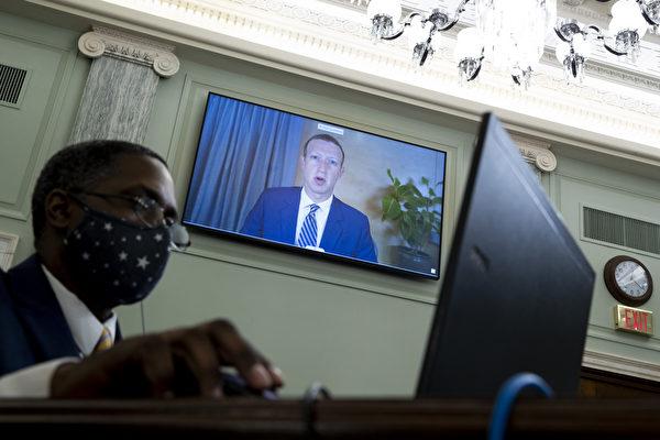 美国会两党关注社交媒体巨头及230条款问题