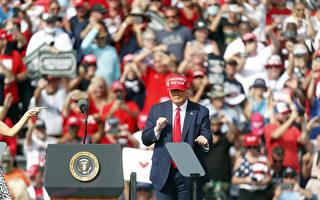 分析:川普堅守政治制度 獲佛州選民支持