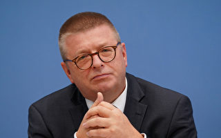 德国宪法保卫局长病毒测试呈阳性