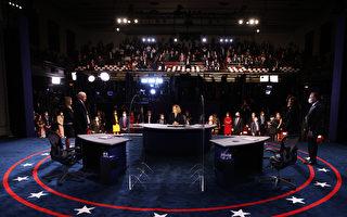 川普觀辯論忍不住發聲:賀錦麗是失言機器