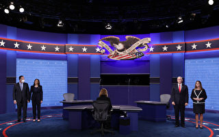 副总统辩论最后一问题 彭斯回答获赞