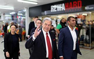 新西蘭優先黨黨魁承諾為國防人員加薪