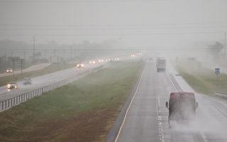 德尔塔飓风将步劳拉后尘 登陆美国后减弱