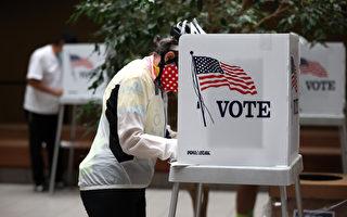 選舉在即 加州現假「警察選民」指南