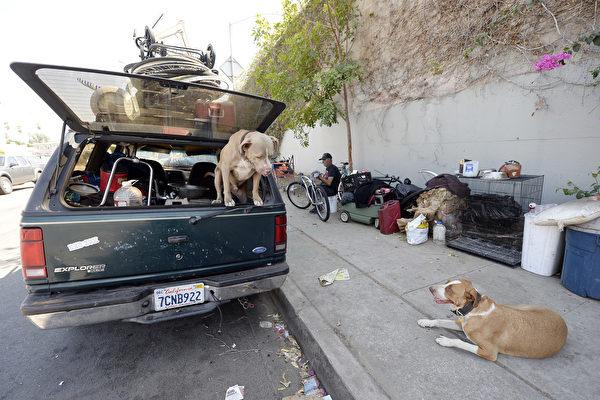 洛杉磯失敗的遊民政策 女作家訴被騷擾遭遇