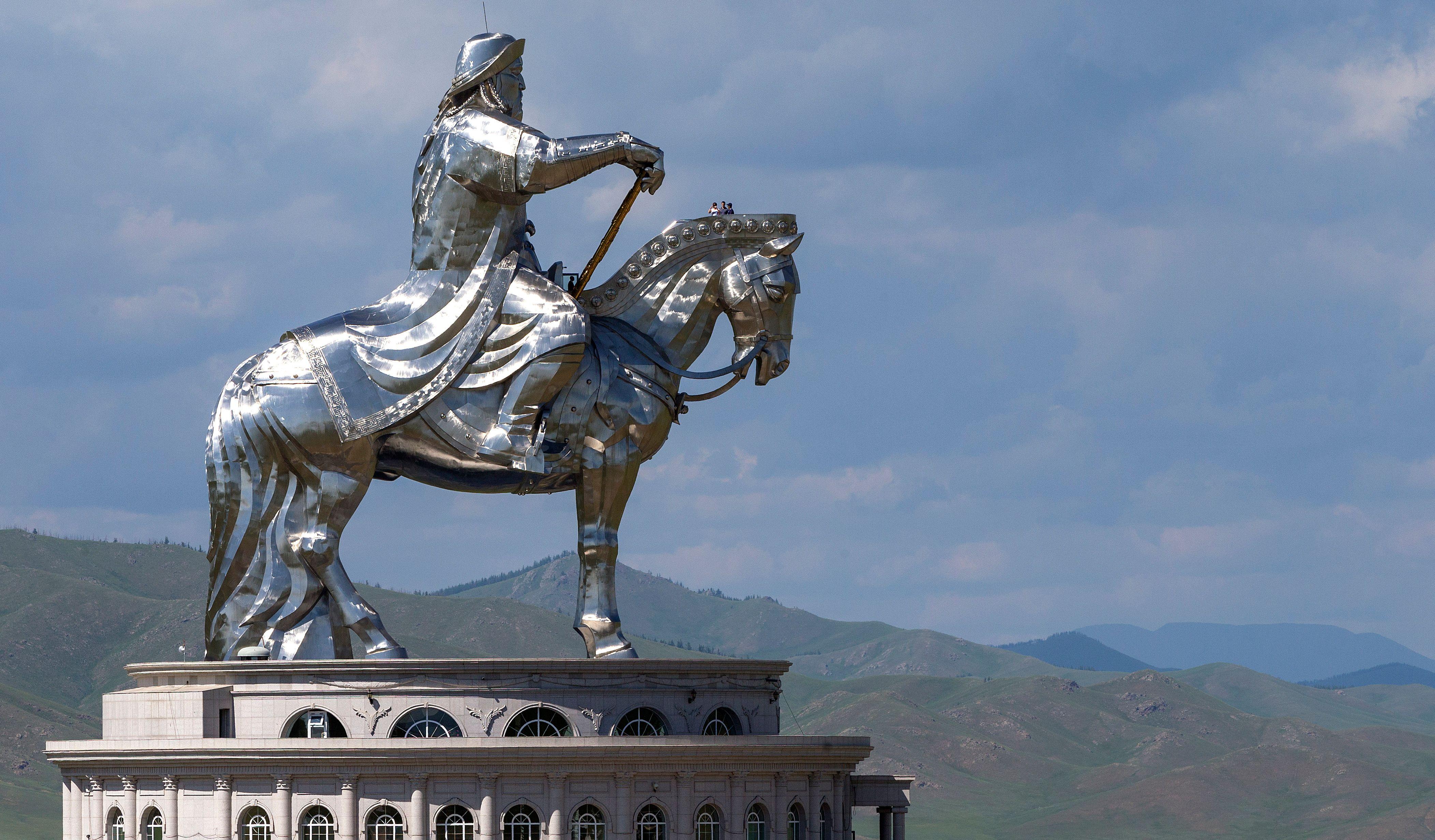 法博物館斥中共扭曲蒙古歷史 取消成吉思汗展