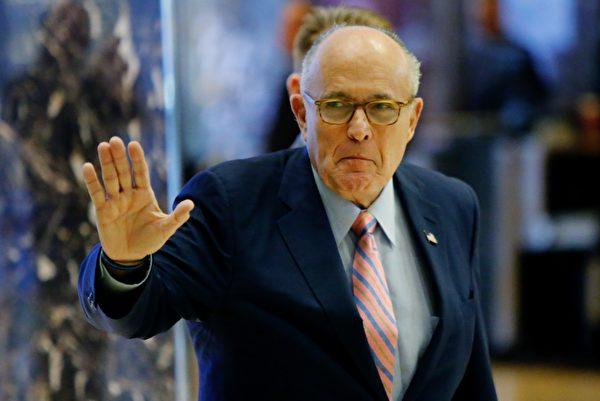 朱利安尼, Rudy Giuliani