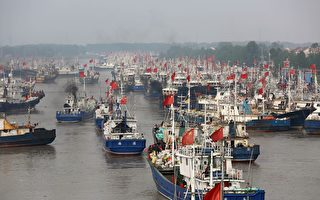 报告:中共纵容远洋船队滥捕捞的背后