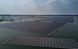 最大太陽能發電廠啟用  年省約15萬元電費