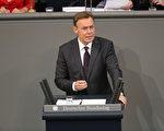 德国国会副议长意外去世 享年66岁