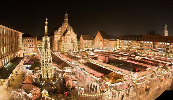 疫情籠罩 德國大批城市取消聖誕市場