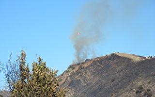 南加两大火:希尔瓦多63%获控 蓝岭47%获控