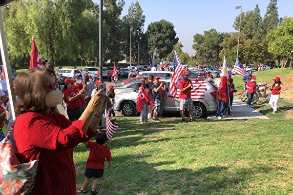 爲美國祈禱 愛國者站出來