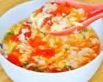 【美食天堂】番茄蛋花汤的做法~简单美味赞不绝口!