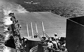太平洋海战系列 史上最大规模航母对战