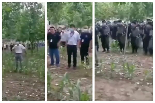 雄安新區拆遷血淚真相:特警毆打抓村民