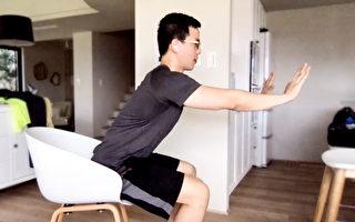 經常背痛的人,應該做什麼運動改善?(健康1+1/大紀元)