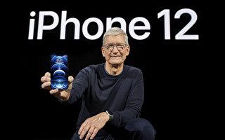 iPhone12促銷戰 美3大電信推出超值優惠