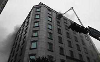 钱柜大火酿6死89伤 台北检起诉董座练台生等7人