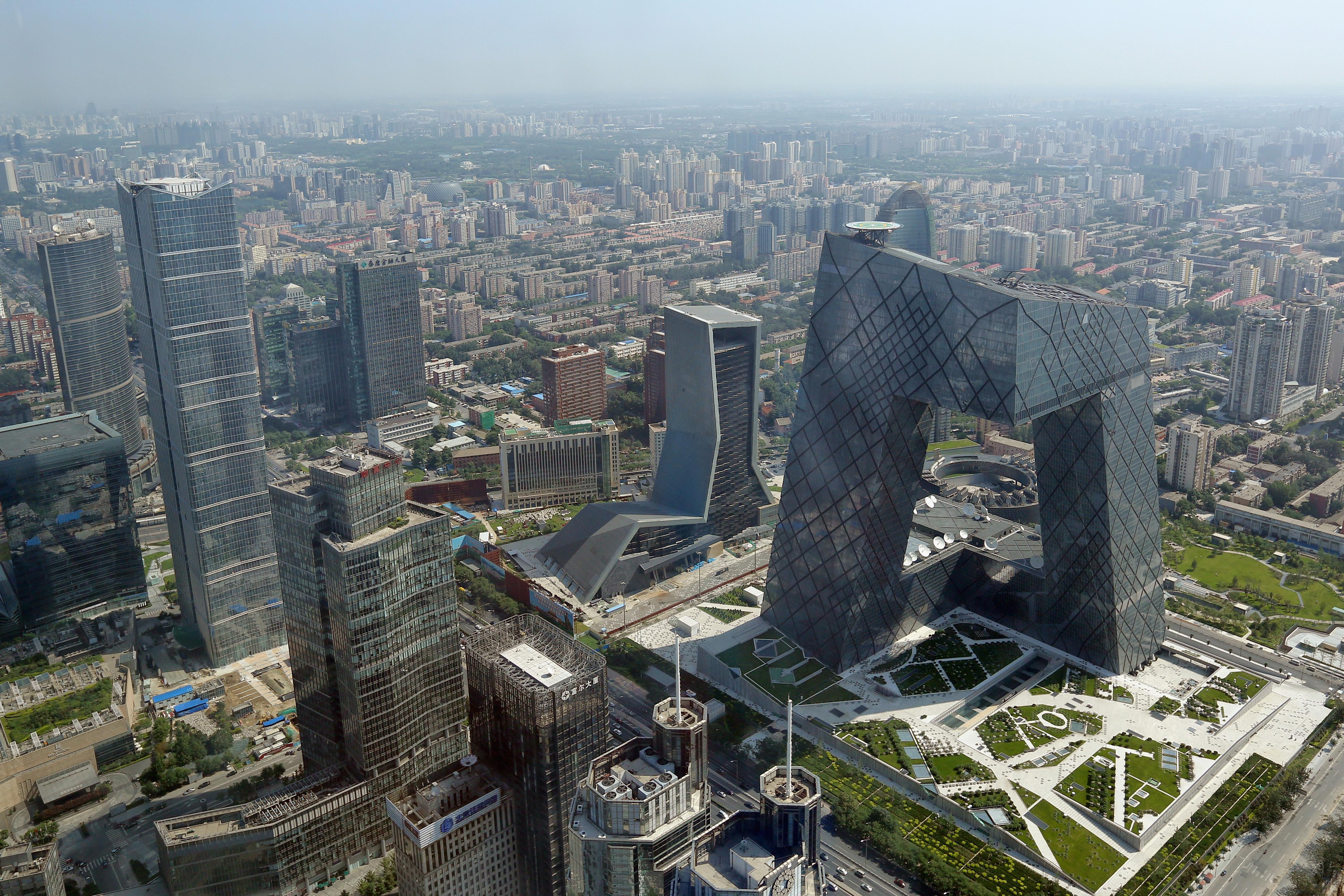 陳思敏:中國經濟「內虛」 北京樓市一葉知秋
