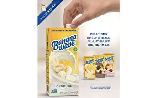疫情後素食受寵 BananaWave填補替代奶空白