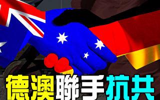 【澳洲新闻热点10.16】德国欲联手澳洲对抗中共