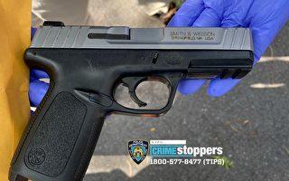枪击案嫌犯被追捕中向警察开火 遭击毙