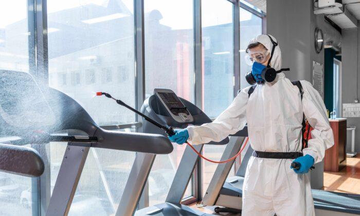 研究:COVID-19病毒消毒劑恐對人體有害