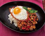 泰式鲭鱼罗勒饭 异国美味料理平底锅就搞定