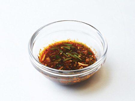 酱汁,豆腐汤