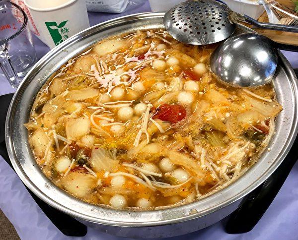 天涼好個秋 「泡菜鹹湯圓」暖心暖胃