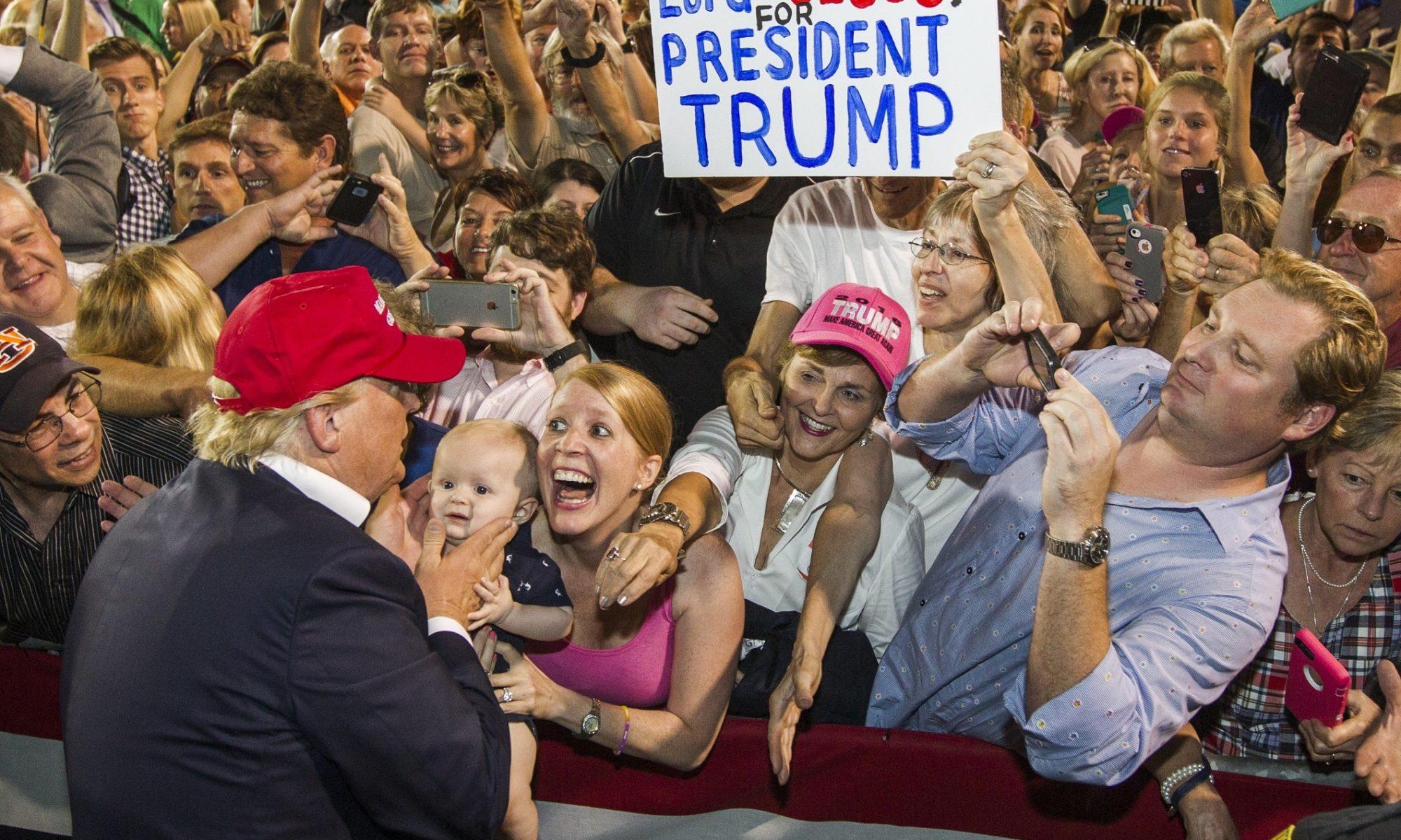 特朗普連任沒問題 專家:美國將傾力滅共