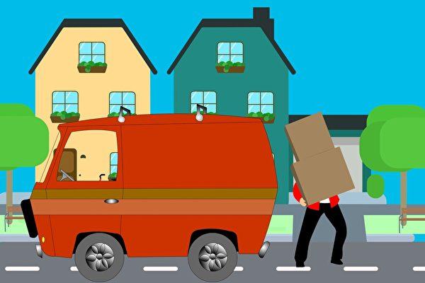 美國調查:搬家的壓力比離婚或分手更大