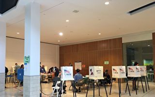 加州2100萬份郵寄選票5日起發出