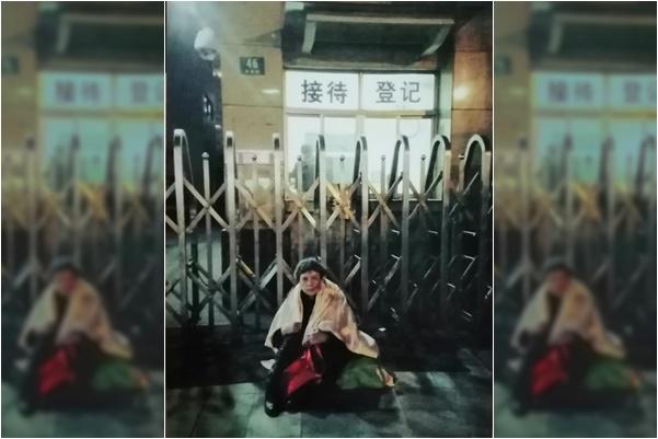 上海訪民:沒有國外媒體關注 我早就沒命了
