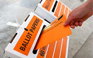 外國議員最後投票日談選舉?選舉委員會:請刪