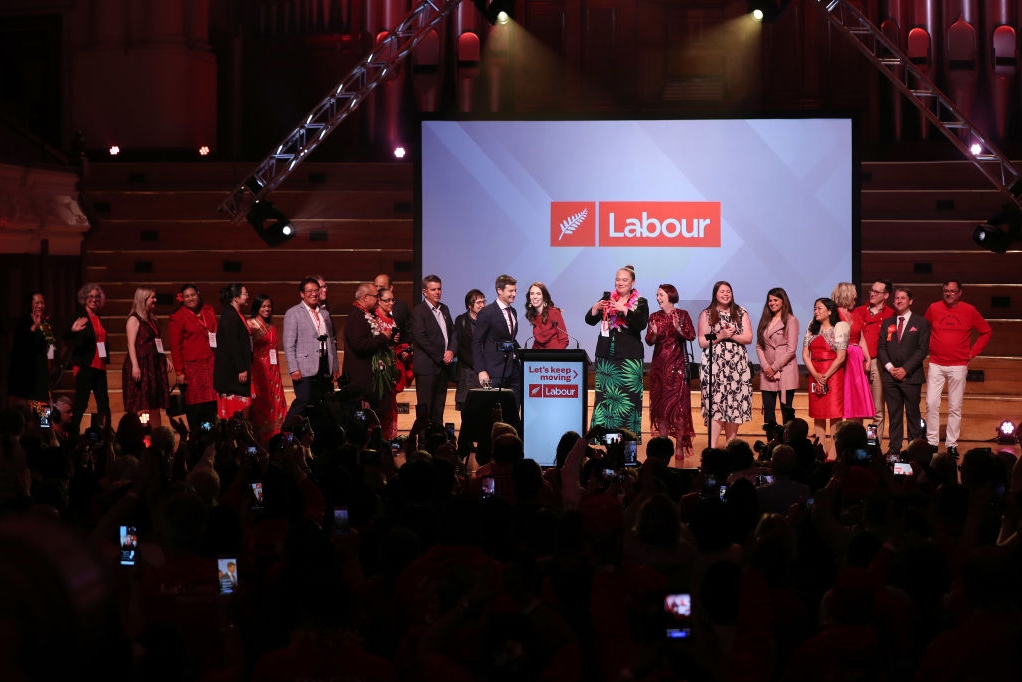 紐西蘭大選落幕 工黨完勝獲獨立執政機會