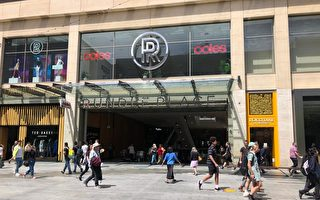 阿市中央商务区消费增加 人流升至疫后最高水平