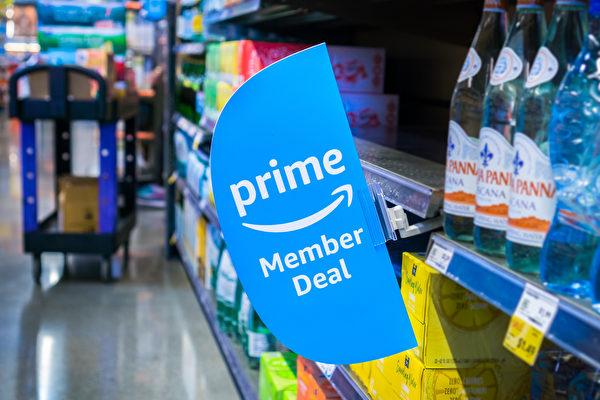 亞馬遜會員日 第三方商家銷售額大增60%